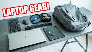 Video Must Have Laptop Accessories! Dream Laptop Battlestation Setup MP3, 3GP, MP4, WEBM, AVI, FLV Agustus 2018