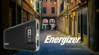 ENERGIZER ACCESSORIES AUTHORIZED