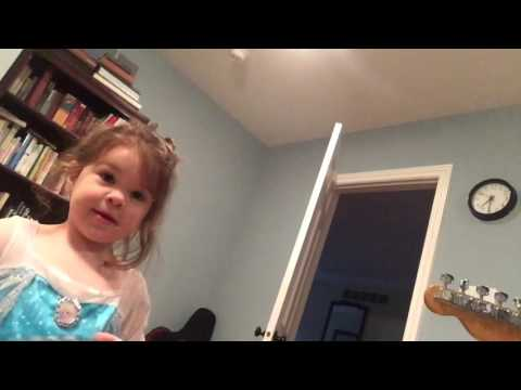 3-Year-Old Nails Led Zep Trivia