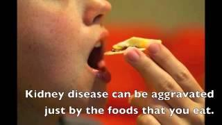 Visit http://www.drrobertg.com/kidneydisease/ Stage 2 Kidney Disease can be painful and progress quickly. Symptoms of kidney disease include pain, nausea, ...