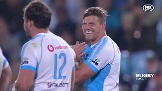Bulls v Sharks Rd.13 2018 Super rugby video highlights