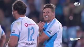 Bulls v Sharks Rd.13 2018 Super rugby video highlights