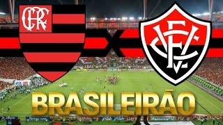 Melhores momentos e gols do jogo Flamengo 1 x 0 Vitória - 02/06/2016  Campeonato Brasileiro 2016 - 5° Rodada. O Flamengo...