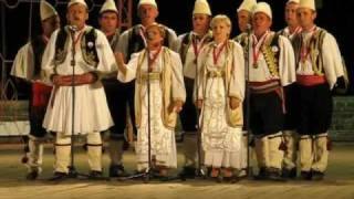 Festivali Folklorik I Gjirokastres 2009     Kenge Labe 3