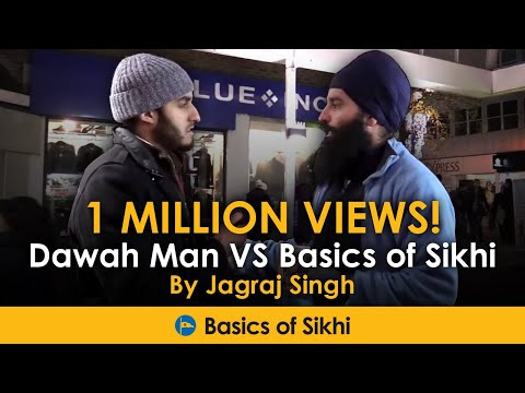 Basics - Basics of Sikhi organised the Urban Turban Sikhi Awareness event in Hounslow. Imran Ibn Mansur Khan (AKA Dawah Man) from Islam Hounslow approached us for a s...