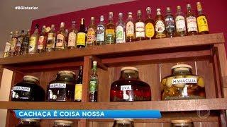 Dia mundial da Cachaça: sabor tipicamente brasileiro