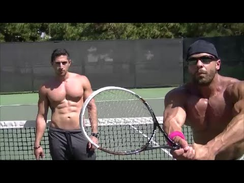 Where - BUY HPN HERE! http://www.tigerfitness.com/SearchResults.asp?mfg=High+Performance+Nutrition+%28HPN%29 SUBSCRIBE TO http://www.youtube.com/tennisasthetics SUPPORT MARC LOBLINER'S COMPANY AND...