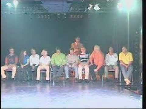 Ken Webster The UK`s Original Outrageous Comedy Hypnotist