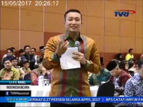 Dialog Pramuka Madrasah Nasional Cinta Tanah Air NKRI 2017