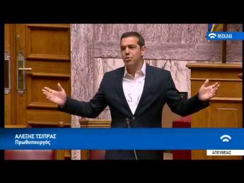 Παρέμβαση στη συζήτηση επί του πορίσματος για τον πρώην Υπουργό κ. Ιωάννη Παπαντωνίου