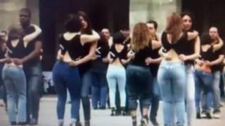 Dansa cicak dinding 2017/keren habis goyangan nya..