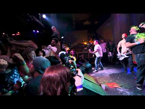Iron Chic LIVE @ THE FEST 12 2013-11-2 (видео)