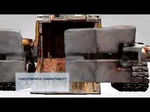 Wall-E (Character Trailer: Meet the Bots)
