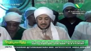Video Syaikh Muhammad bin Ismail Zain - Pengajian Kitab Hadits Shohih Muslim & Sholawat ala Syuriah MP3, 3GP, MP4, WEBM, AVI, FLV Maret 2019