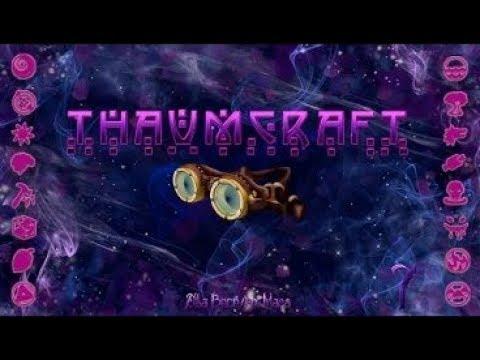 Подробный обзор Thaumcraft 4.2 #7 - Глаз открыт!
