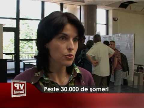 Peste 30.000 de şomeri