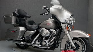8. 2008  HARLEY DAVIDSON  FLHTC ELECTRA GLIDE CLASSIC  - National Powersports Distributors