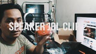 UNBOXING SPEAKER JBL CLIP2 + REVIEW ABAL ABAL