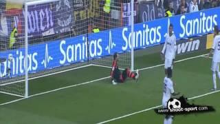 اهداف مباراه ريال مدريد 2-1 برشلونة [عصام الشوالي] 2/3/2013 HD