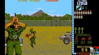 Taito Fun Time Arcade: Operation Wolf (PC Emulated / DOSBox) by ILLSeaBass