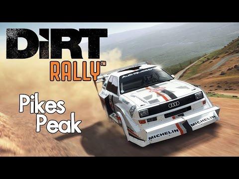 Dirt Rally Pikes Peak