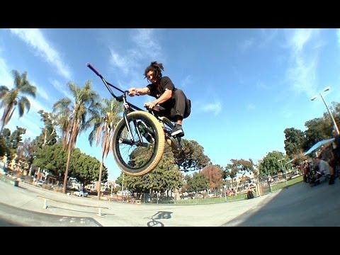 LONG BEACH BMX: ALEX KENNEDY & ERIC LICHTENBERGER SKATEPARK VIDEO