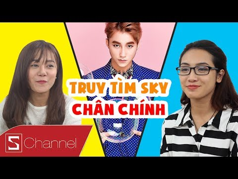 Schannel - Thử thách ai là fan Sơn Tùng M-TP (Sky) chân chính nhất, tặng 3 vé VIP Fan Meeting!!! - Thời lượng: 6:41.