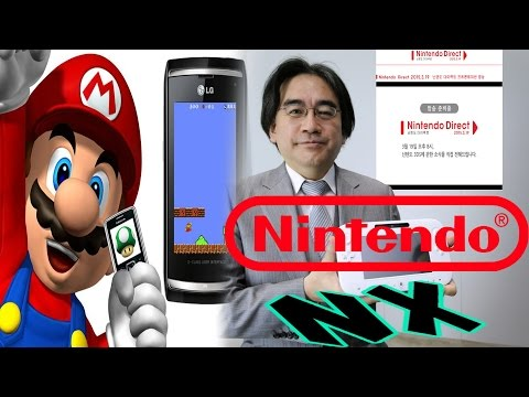 "Nintendo Announces Next-Gen ""NX"", Smart Phone Games & Nintendo Direct Korea 3.19.2015"
