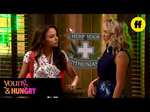 Young & Hungry | Season 3, Episode 8: Young & Catch Phrases | Freeform