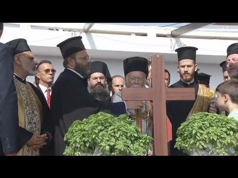 Επίσκεψη του Οικουμενικού Πατριάρχη Βαρθολομαίου στο Μάτι