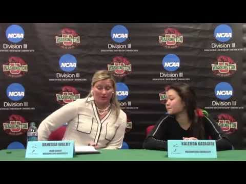 2014 NCAA Volleyball Regional Semifinal Press Conference