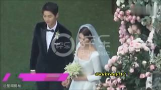 Download Video Full Wedding Ceremony - Song Joong Ki & Song Hye Kyo (Sweet moments) MP3 3GP MP4