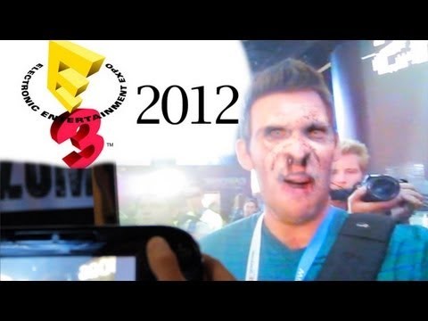 E3 2012 With Ross Everett