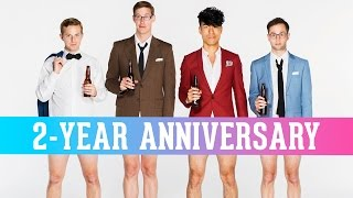 Video The Try Guys React To Their First Videos • 2-Year Anniversary MP3, 3GP, MP4, WEBM, AVI, FLV Oktober 2018