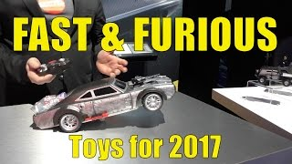Nonton Fast & Furious Toys 2017 - Dom's Turn & Burn Dodge Charger, Ice Charger Film Subtitle Indonesia Streaming Movie Download
