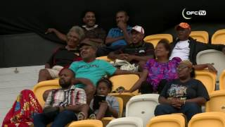 EMTV & OFC TV Production - Copyright OFC TV © June 2016. New Zealand progress to the final after beating New Caledonia 1-0 in the first OFC Nations Cup semi-...