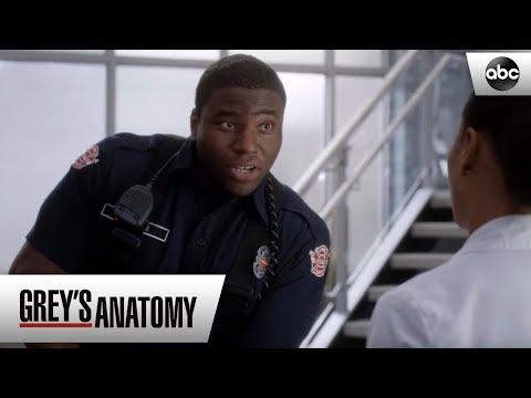Dean Asks Maggie Out | Grey's Anatomy Season 15 Episode 4