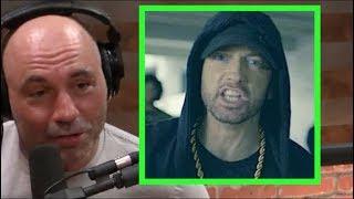 Video Joe Rogan on Eminem Being Anti-Trump MP3, 3GP, MP4, WEBM, AVI, FLV November 2018