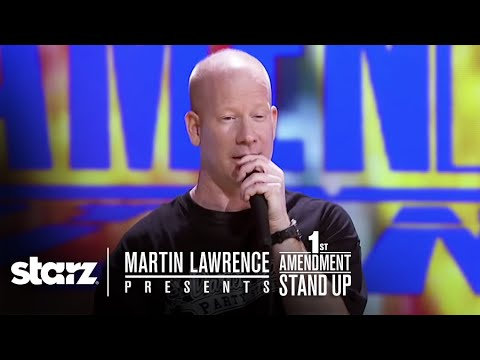 1st Amendment Stand Up - Darren Carter