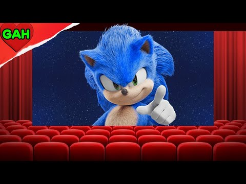 "SONIC THE HEDGEHOG ""Full Movie' (2020) HD 