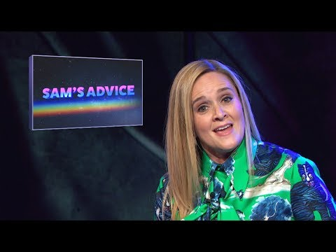 Sam's Advice to Penis Weasels | Full Frontal on TBS