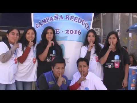 MUNICIPALIDAD DE ABANCAY REALIZÓ LANZAMIENTO DE LA CAMPAÑA REEDUCA AIRE