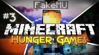 Minecraft: Hunger Games #3 - I'M THE REAL JASON!