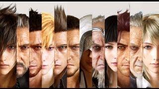 Final Fantasy Versus XIII devient Final Fantasy XV