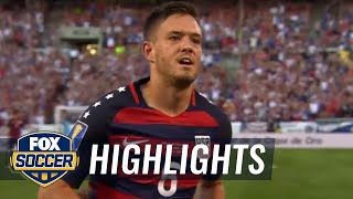 SUBSCRIBE to get the latest FOX Soccer content: https://www.youtube.com/user/Foxsoccer?sub_confirmation=1 Kelyn Rowe gets the USMNT's second goal against Nic...