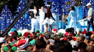 "Video Ariana Grande Performed At Magic Kingdom For ""Disney Parks Unforgettable Christmas Celebration"" MP3, 3GP, MP4, WEBM, AVI, FLV Agustus 2018"