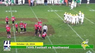 TVHS Football vs. Southwood Knights