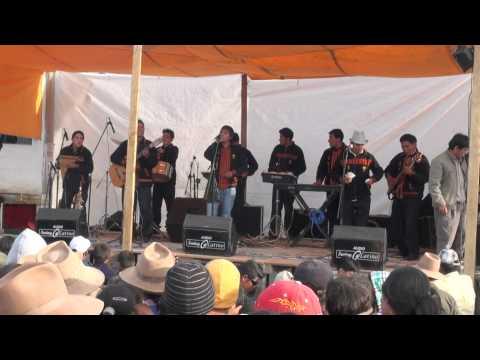 Fiesta de Calamarca en Julio de 2012 con los Waychukos de Santiago de Chuco