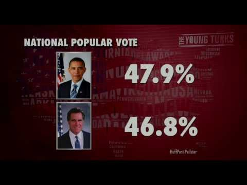 Latest Polls: Obama Vs Romney