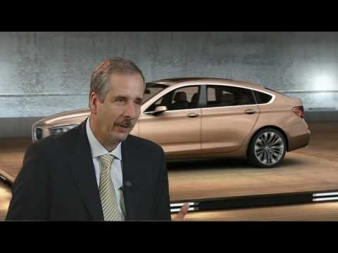 Video: Dr. Klaus Draeger explains the BMW 5 Series GT